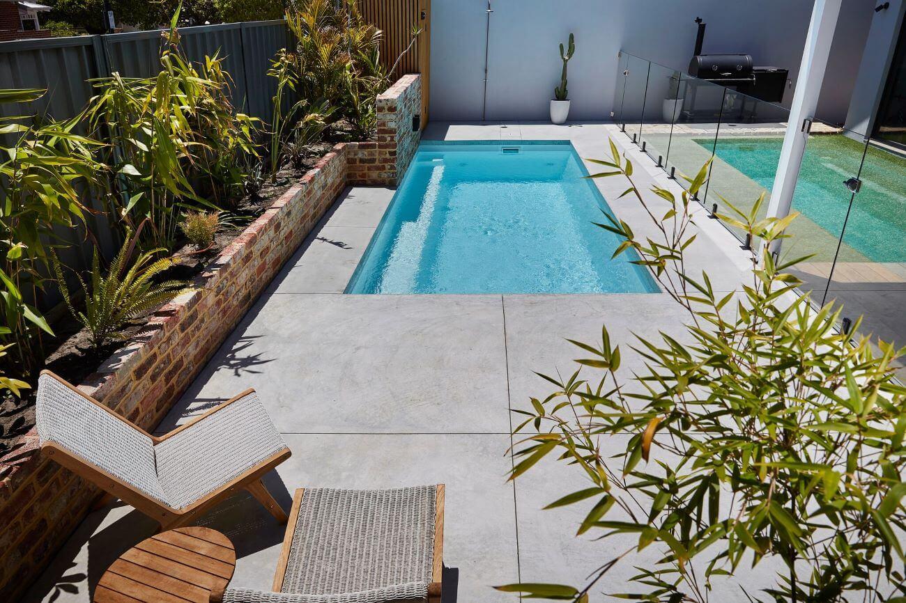 Stradbroke Pool6m x 2.5m