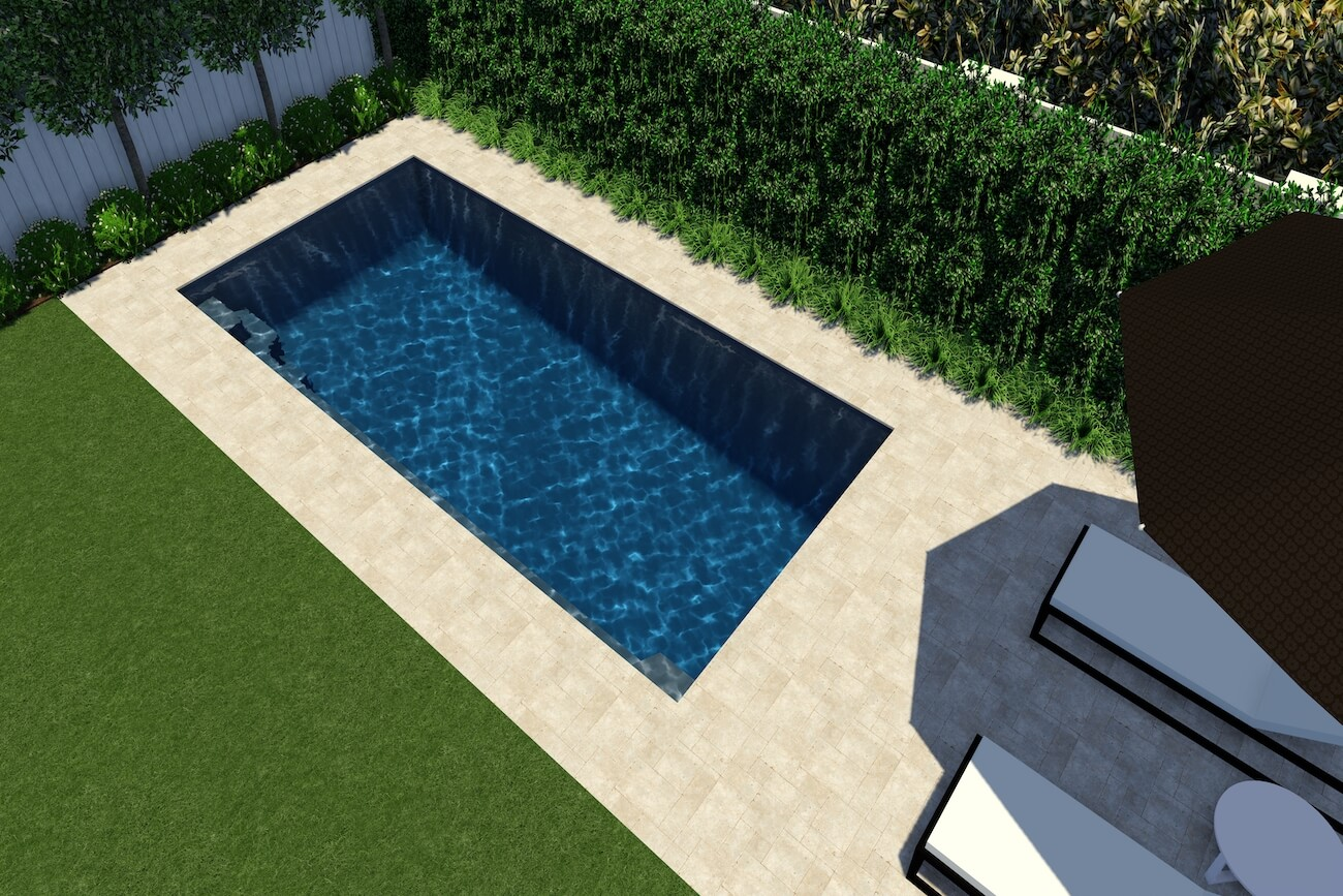 Horizon Pool6.5m x 3.6m