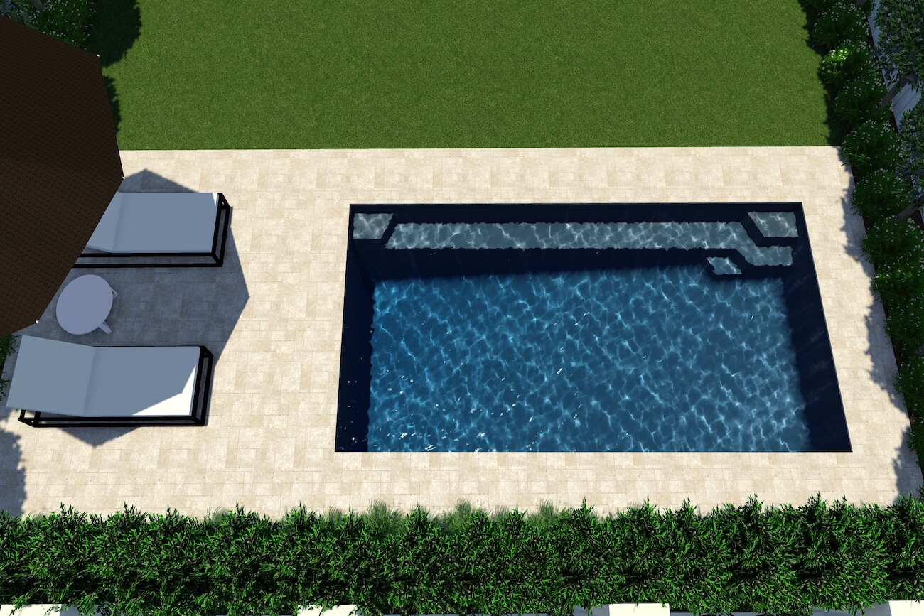 Horizon Pool7.5m x 3.6m