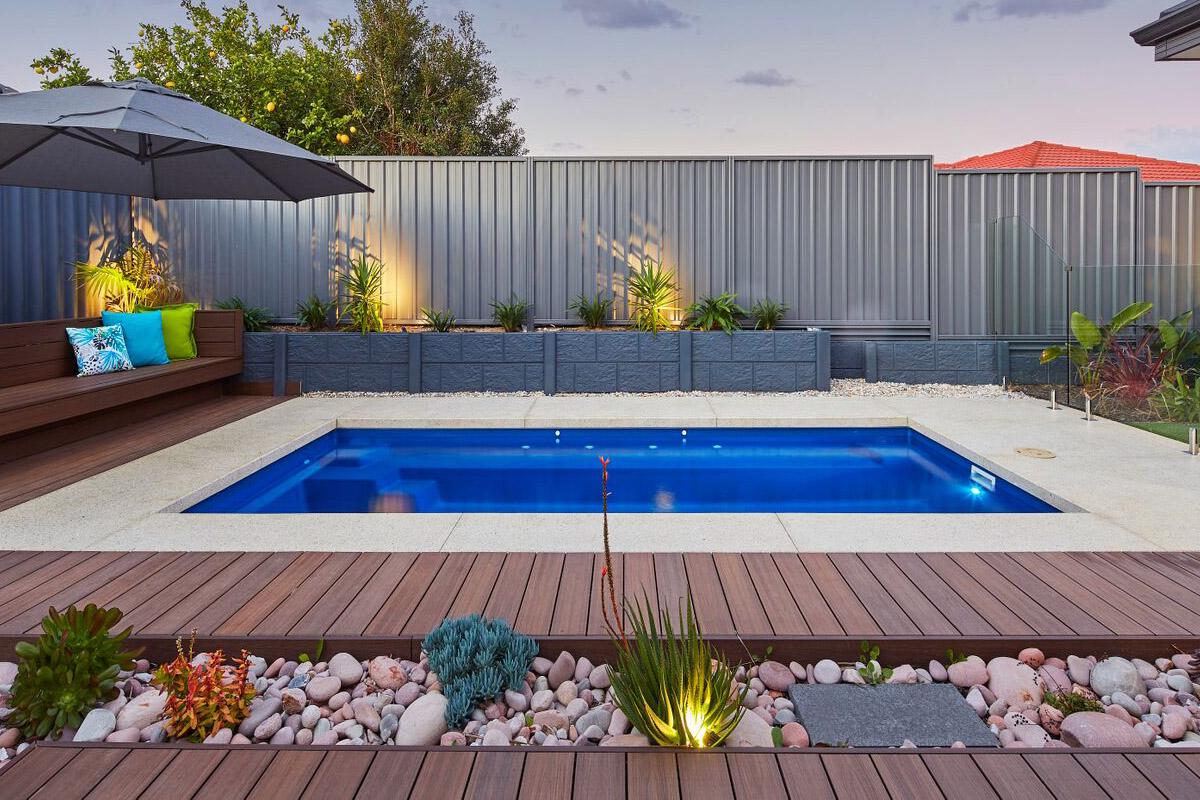 Hybrid Pool5.5m x 2.5m